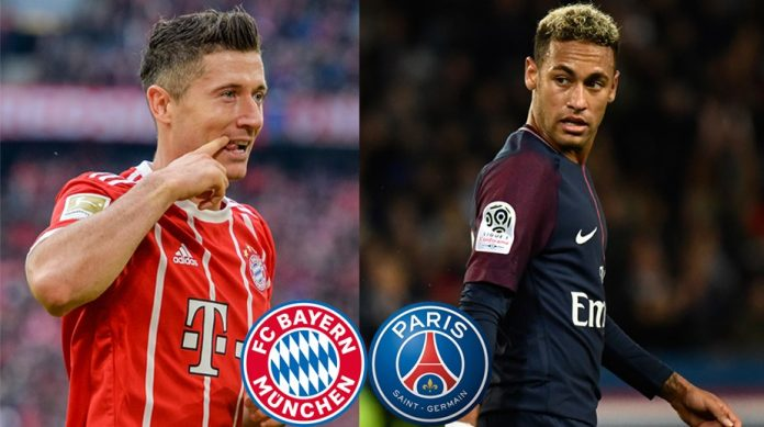STREAMING Liga Champions Bayern Munich Vs PSG